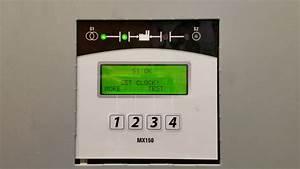 Transfer Switch Troubleshooting Ge Zenith Mx150  Mx250 5