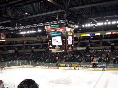 cure insurance arena stadium  arena visits