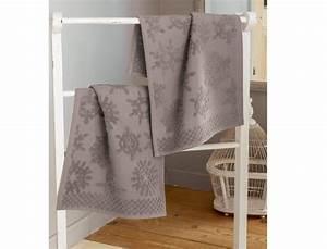 Linge De Toilette Ikea : serviettes flocons linvosges ~ Teatrodelosmanantiales.com Idées de Décoration