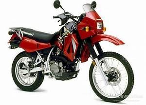 Kawasaki Klr 650 Usa Model Specs - 2000  2001  2002