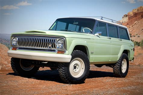2018 Jeep Wagoneer Concept by Jeep Wagoneer Roadtrip Concept Uncrate