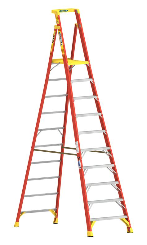 werner podium ladder pd