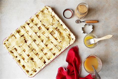 These days, however, apple pie recipes can read more like flight instructions. Cheers to the Weekend: Caramel Apple Slab Pie is the best ...