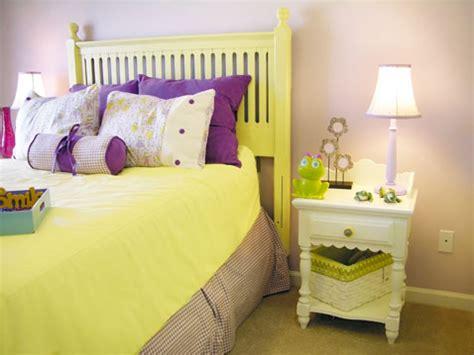 chambre couleur violet rideau violet chambre fille design de maison