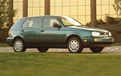how to learn about cars 1995 volkswagen golf user handbook used 1995 volkswagen golf pricing for sale edmunds