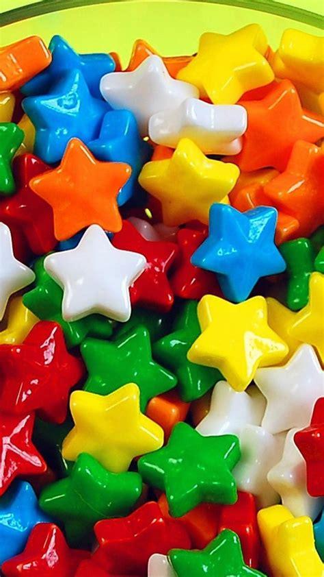 cute colorful stars wallpaper