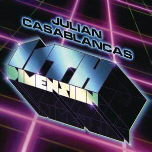Julian Casablancas: Phrazes for the Young Album Review