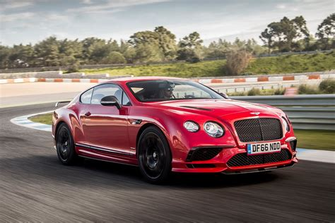 2017 Bentley Continental Supersports Review Wheels