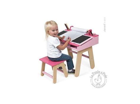 bureau janod bureau et chaise janod la poule a pois