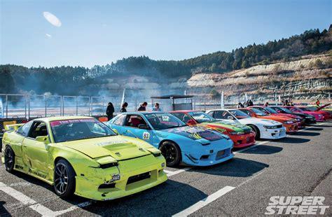 japanese drift cars tokyo x car modify wonder drift day video pics