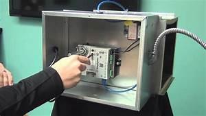 Installing The Vav Controller And Sensor