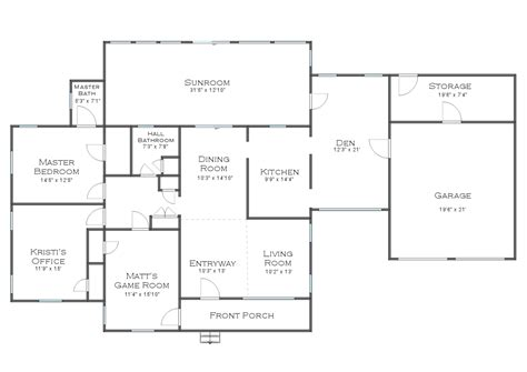 home floor planner the finalized house floor plan plus some random plans and