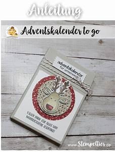 Adventskalender To Go Basteln : anleitung f r einen adventskalender to go mit schokolinsen christmas bastelanleitungen ~ Orissabook.com Haus und Dekorationen