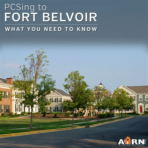 fort va housing fort belvoir what you need to ahrn
