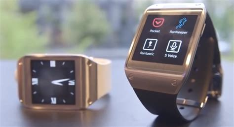 samsung galaxy gear smartwatch specs and features