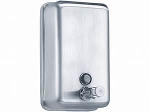 Support Savon Douche : distributeur savon liquide 850 ml ~ Premium-room.com Idées de Décoration