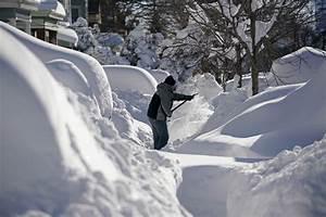 Winter Storm Jonas Update  New Jersey  New York Shovel