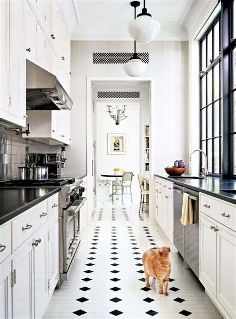 carrelage blanc cuisine vous cherchez des idées pour un carrelage noir et blanc