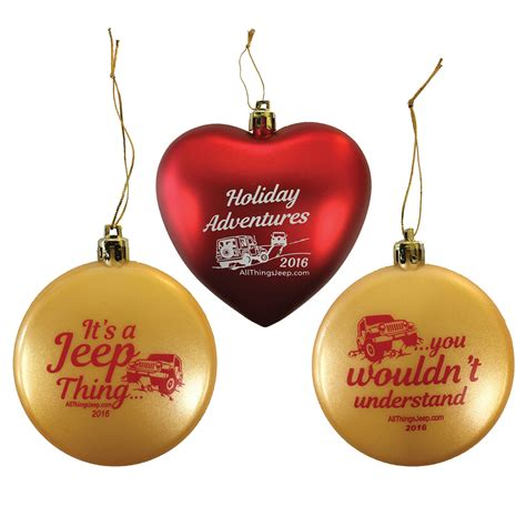 jeep christmas decorations all things jeep jeep ornaments and christmas cards