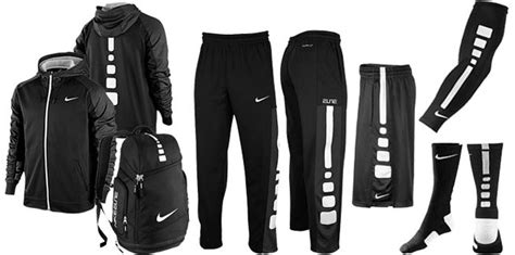 nike elite collection wear    badge  honor stack