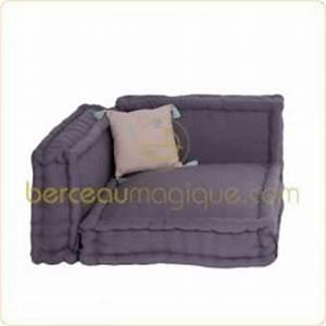 Coussin pouf fauteuil canape pour enfant meuble for Canapé 3 places pour idee de deco pour une chambre adulte