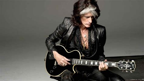 Aerosmiths Joe Perry Coming To Rock Hall For Book Signing