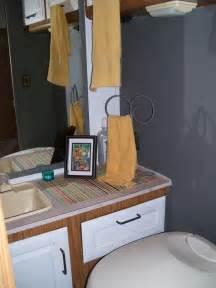 rv bathroom remodeling ideas our rv bathroom remodel for just a few dollars