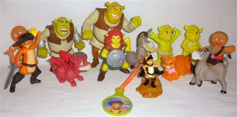 How To Train Your Dragon Mcdonalds Toys Ebay