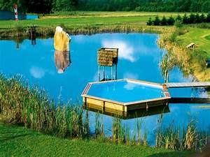 Deco Piscine Hors Sol : piscine hors sol kd ~ Melissatoandfro.com Idées de Décoration