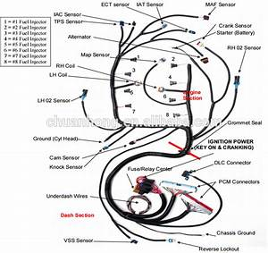 Hot Rod Wiring Diagram For Starter