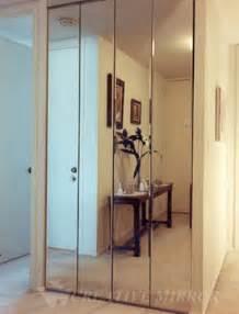 mirrored closet doors bifold interior exterior doors