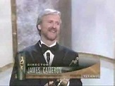 James Cameron Wins Best Director: 1998 Oscars (With images ...