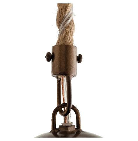 rope pendant light rope pendant light wesley vintage glass nautical coastal