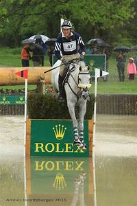 Both Horses Clear Cross-Country at Rolex Kentucky 2015