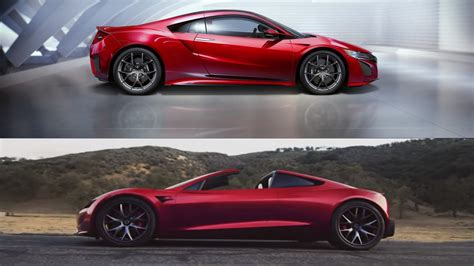 The Tesla Roadster Looks Like A Blurry Version Of The