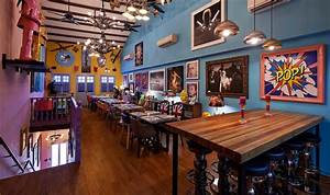 Unique themed restaurants and cafes in Singapore: Cool