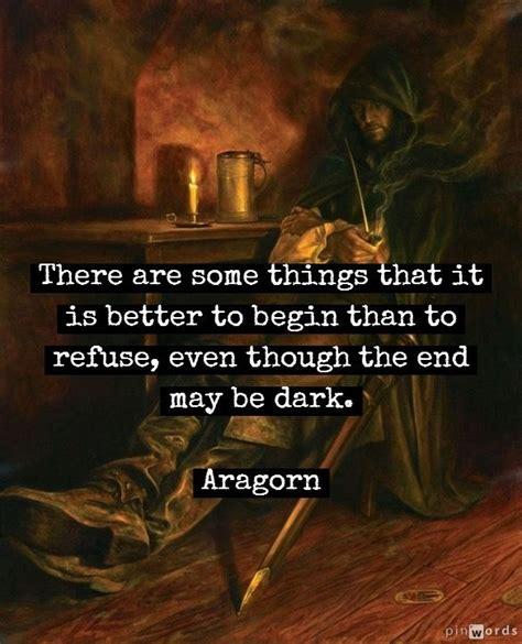 Aragorn Quotes. Quotesgram