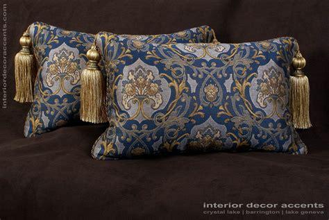 Lee Jofa Velvet Designer Pillows