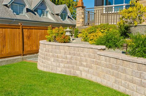 landscaping with retaining walls retaining walls personal touch landscaping colorado springs personal touch landscape
