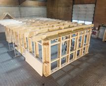 Si Modular Preise by Si Modular Tragf 228 Higes Bausystem Mit Holzstegtr 228 Gern