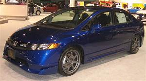 Honda Civic 2008 : honda civic si ~ Medecine-chirurgie-esthetiques.com Avis de Voitures