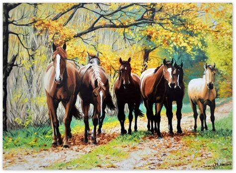 Sestavljanka Konji II - Založba UNSU