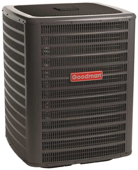 goodman gsz seer ton heat pump split system air conditioner