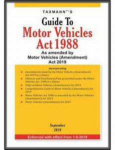 Guide To Motor Vehicles Act 1988