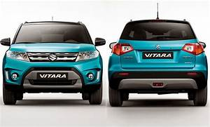 Nouveau Suzuki Vitara 2019 : small change suzuki vitara 2019 officially released in september ~ Dallasstarsshop.com Idées de Décoration