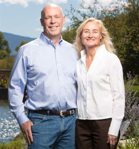 gianforte greg susan wife stevens height starsunfolded political biography journey weight age 1989 married