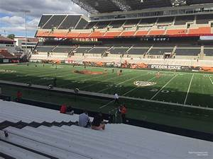 Section 10 At Reser Stadium Rateyourseats Com
