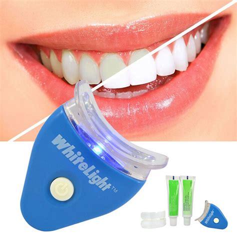 Home Teeth Whitening by Pro Teeth Tooth Whitening Gel Kit White Bleaching