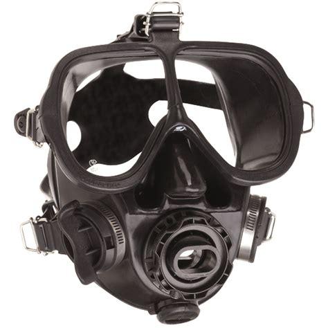 full face mask dive mask black scubapro