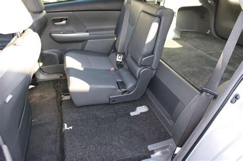 Ford Excursion Seating Diagram by Comment Enlever L Arri 232 Re Places D Une Toyota Prius V
